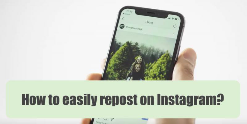 repost on instagram easily