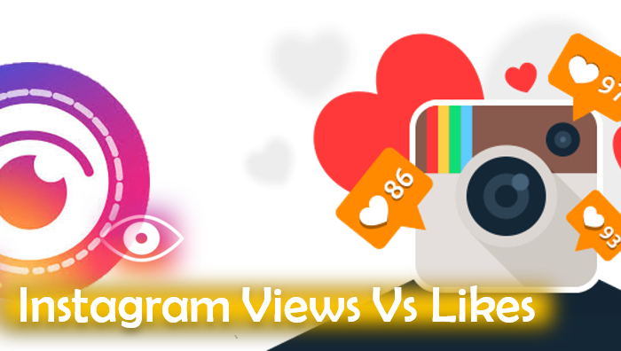 Instagram views vs likes