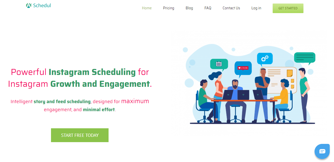 Instagram Scheduling for Instagram Growth and Engagement