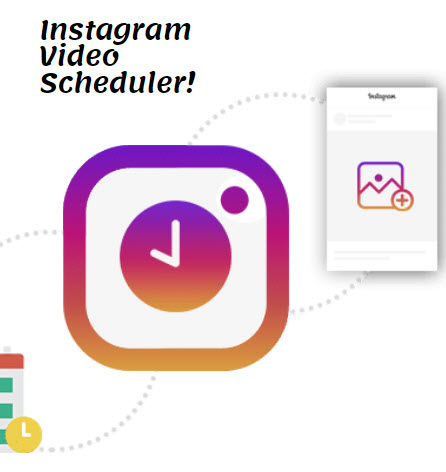 Instagram Video Scheduler