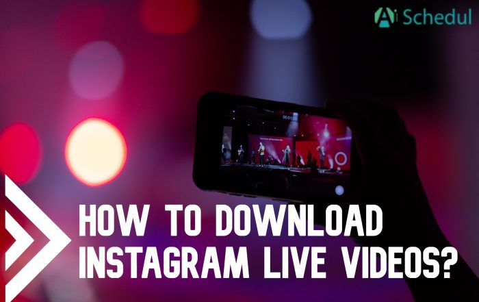 download instagram live videos