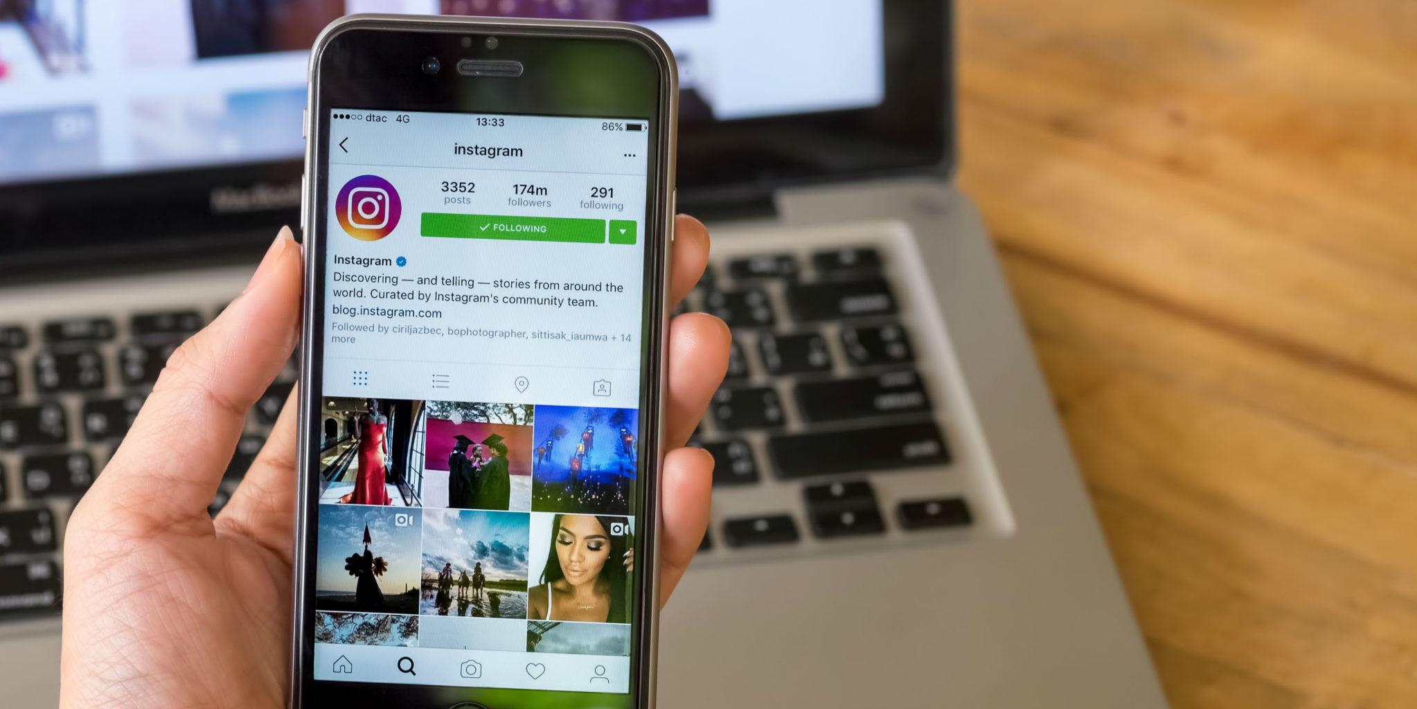 uploader for Instagram