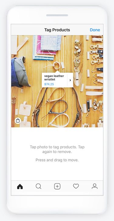 How to sell on Instagram without a website: shoppable posts
