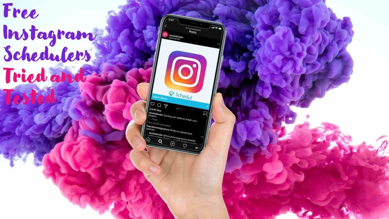 Top 10 Instagram schedulers