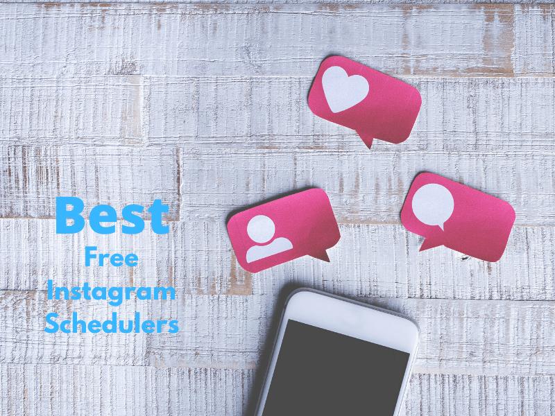Free Instagram scheduler: which one is the best?