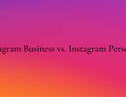 Instagram Business vs Personal: What's the difference?