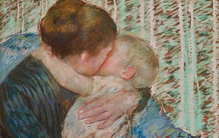 Mary Cassatt's Idea for Mother's Day Instagram Content