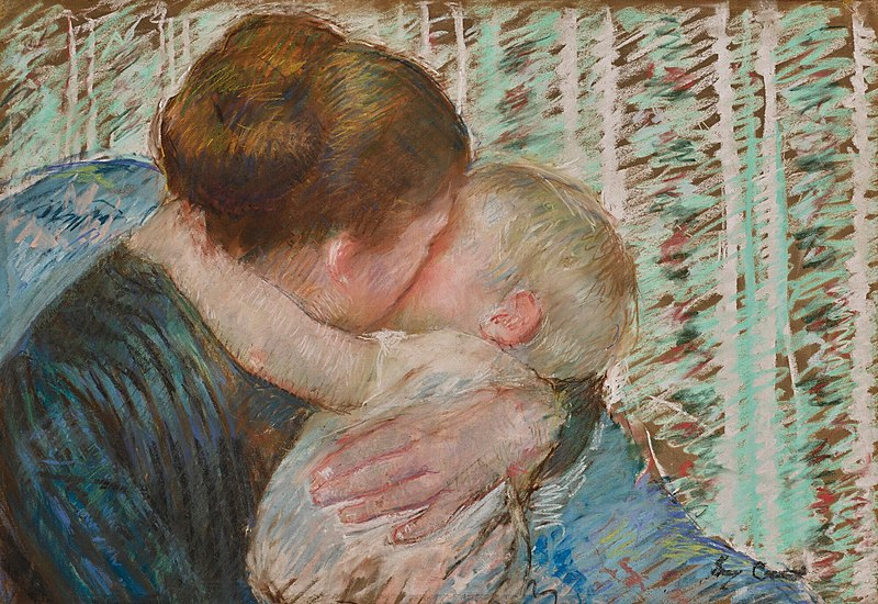 Mary Cassatt's Idea for Mother's Day Instagram Content