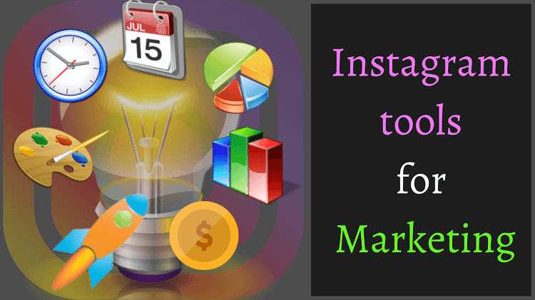 5 Instagram tools for marketing
