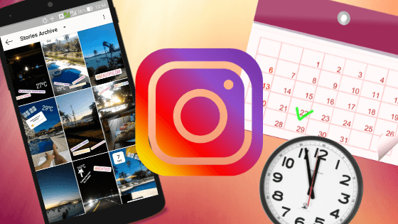 Scheduling Instagram posts Mac