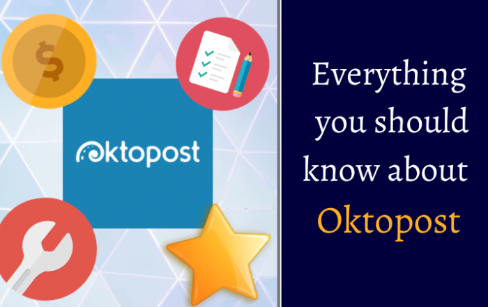Everything about Oktopost