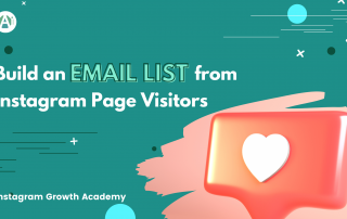 Build Your Email List from Instagram Profile Visitors
