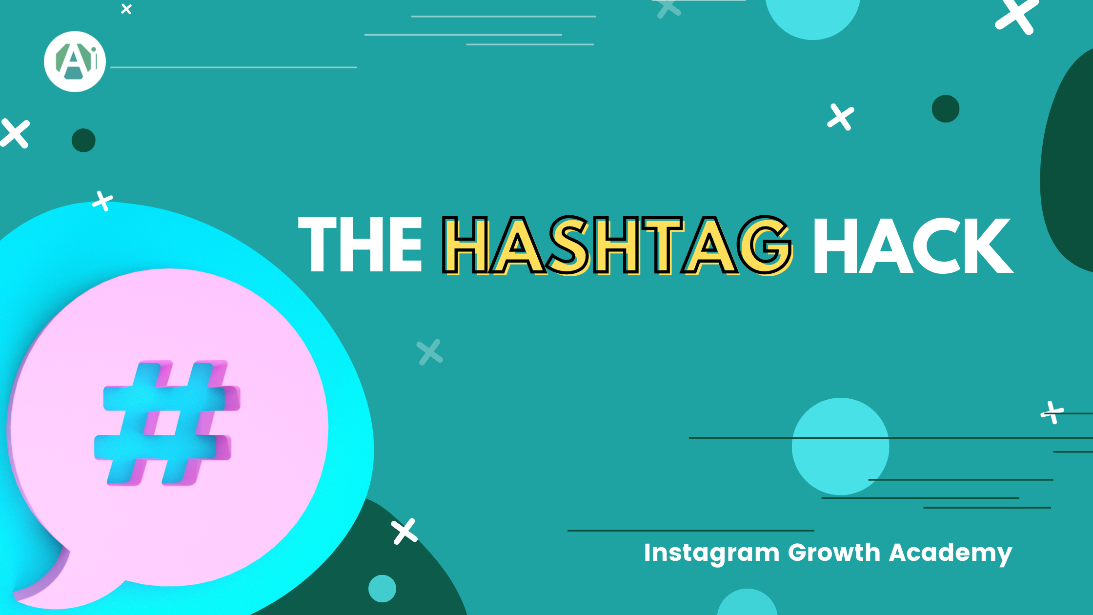 the hashtag hack