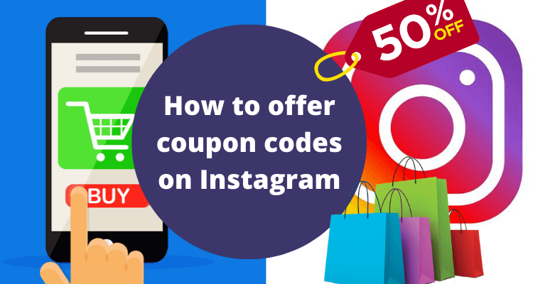 Instagram coupon