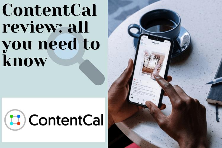 Contentcal review