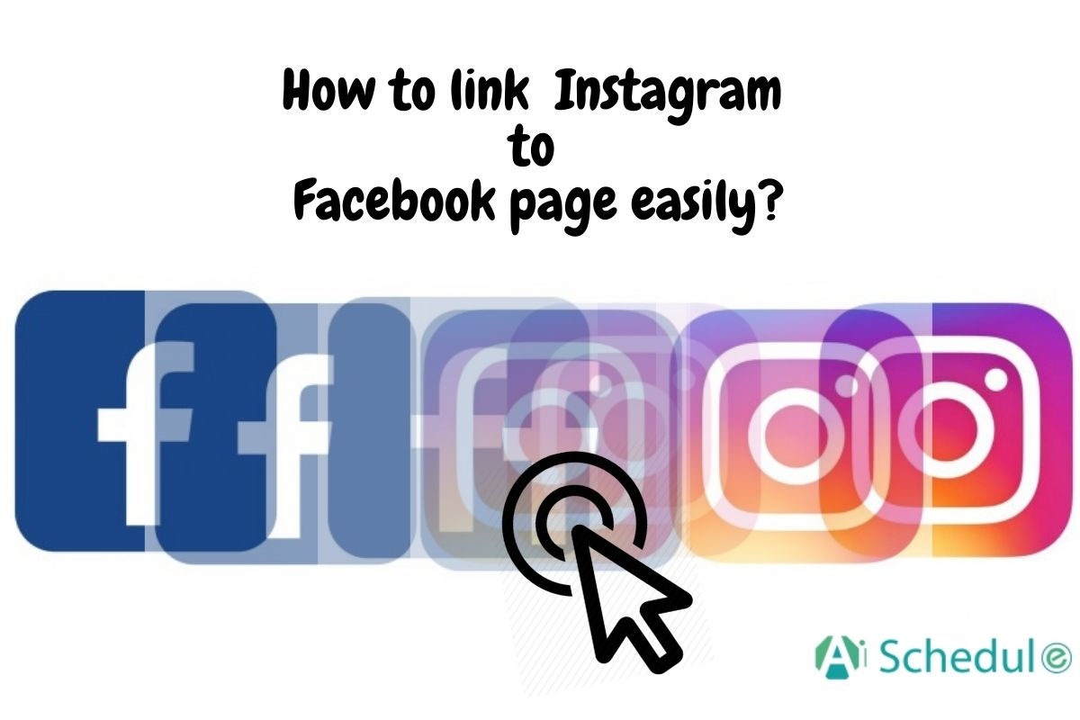 How to link Instagram to Facebook page easily_