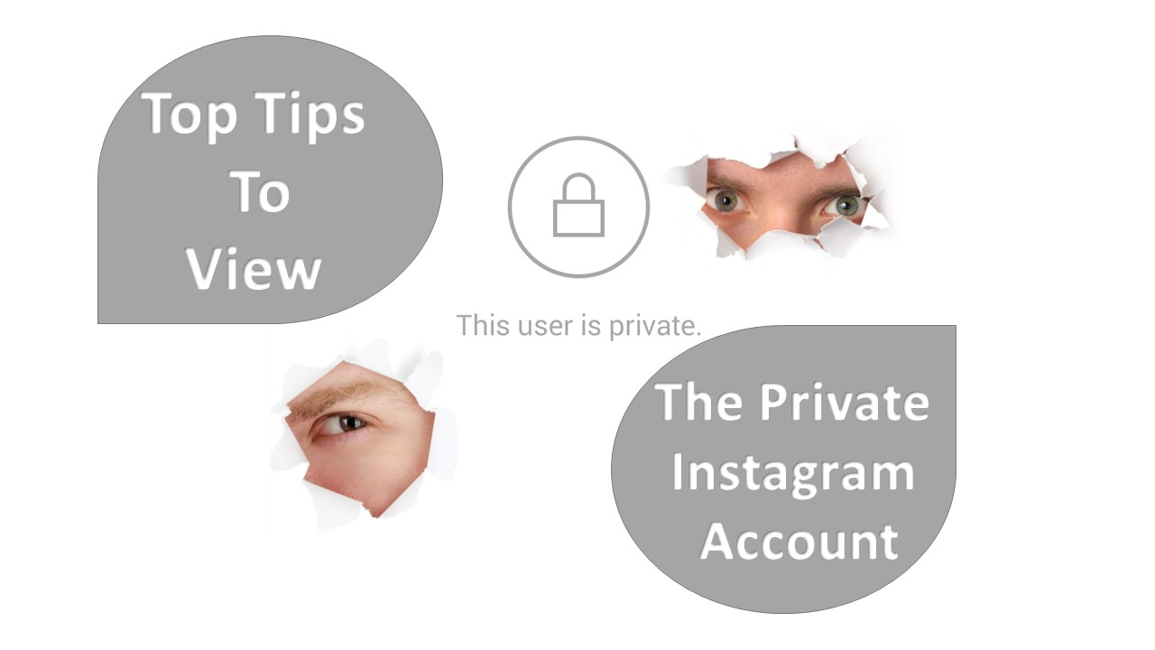 Top tips to view the private Instagram account