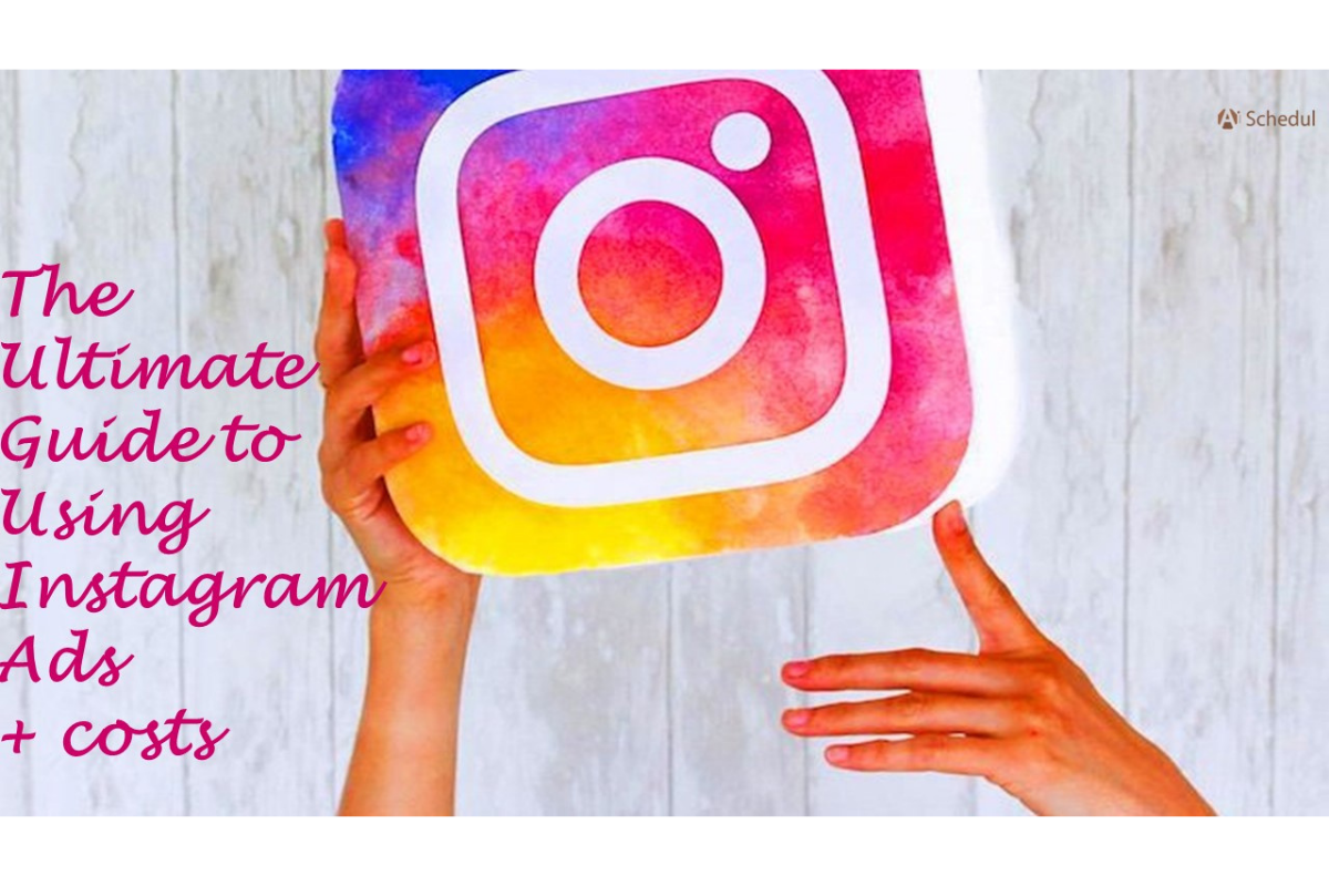 Instagram ads and the cost