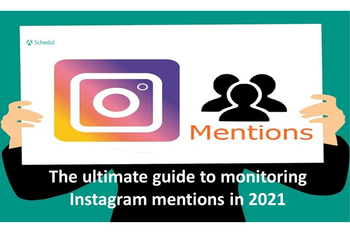 Monitor Instagram mentions