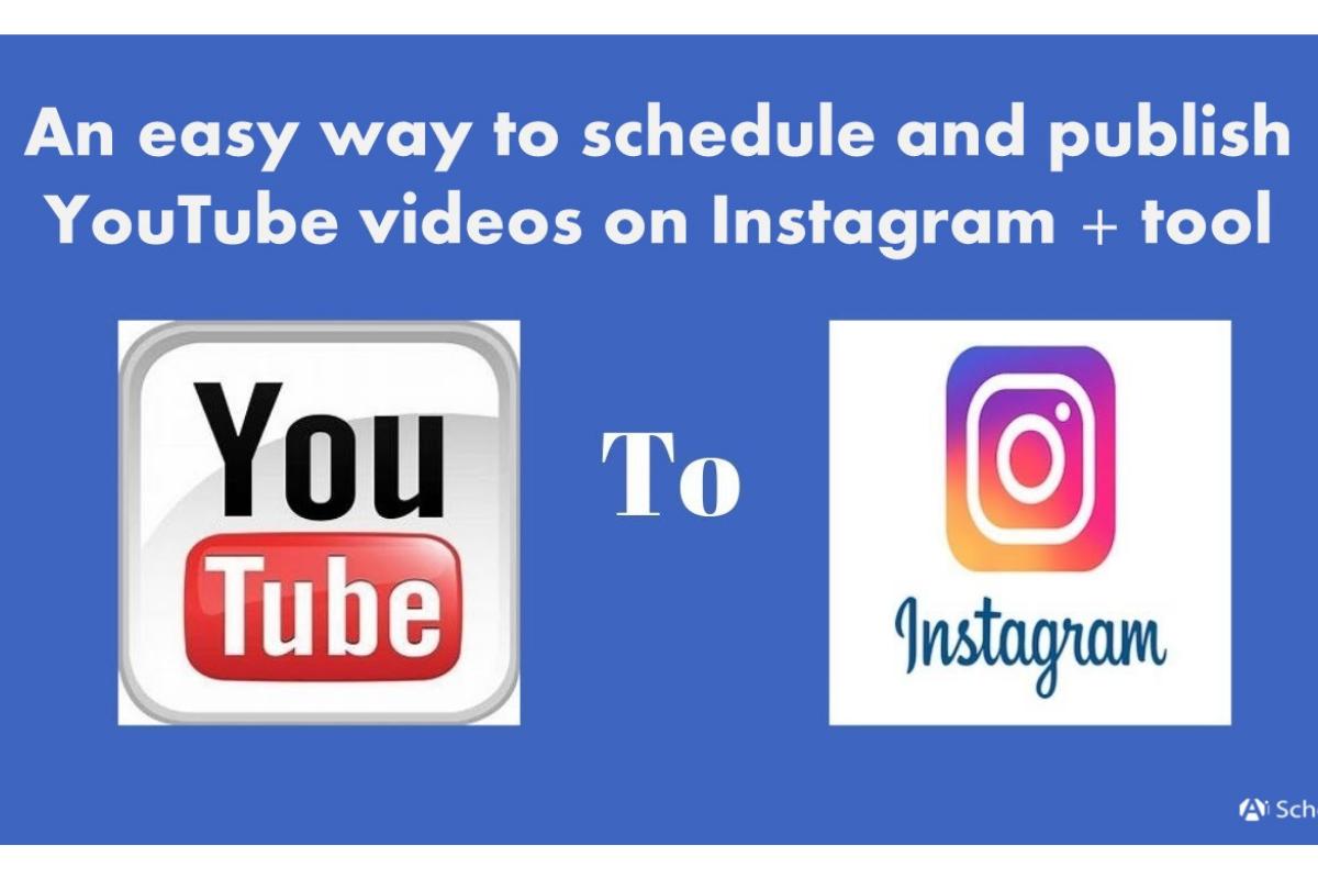 schedule YouTube video