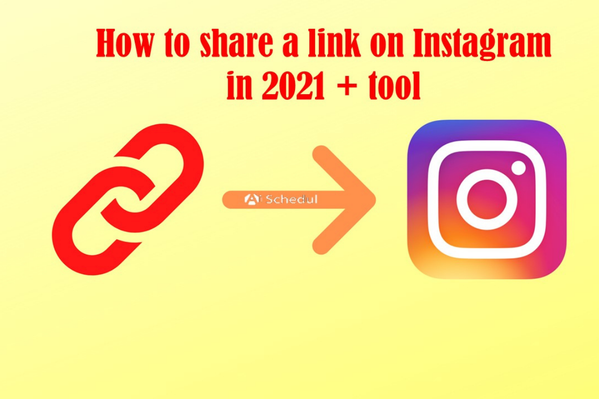 How to share a link on Instagram in 2021 + TOOL
