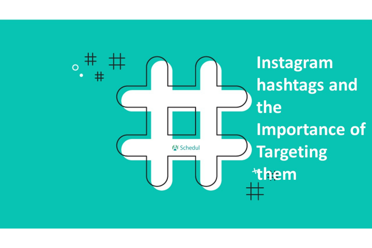 The importance of Instagram hashtags