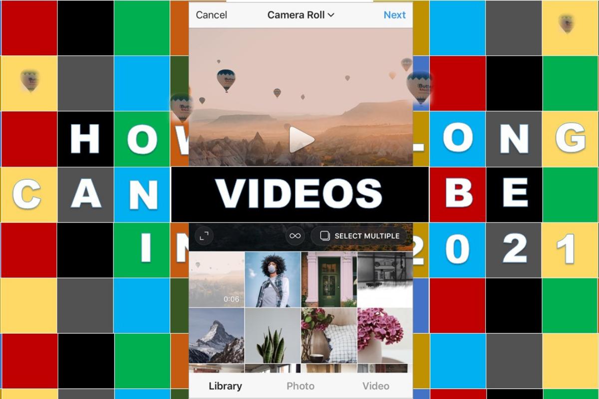 long videos on Instagram