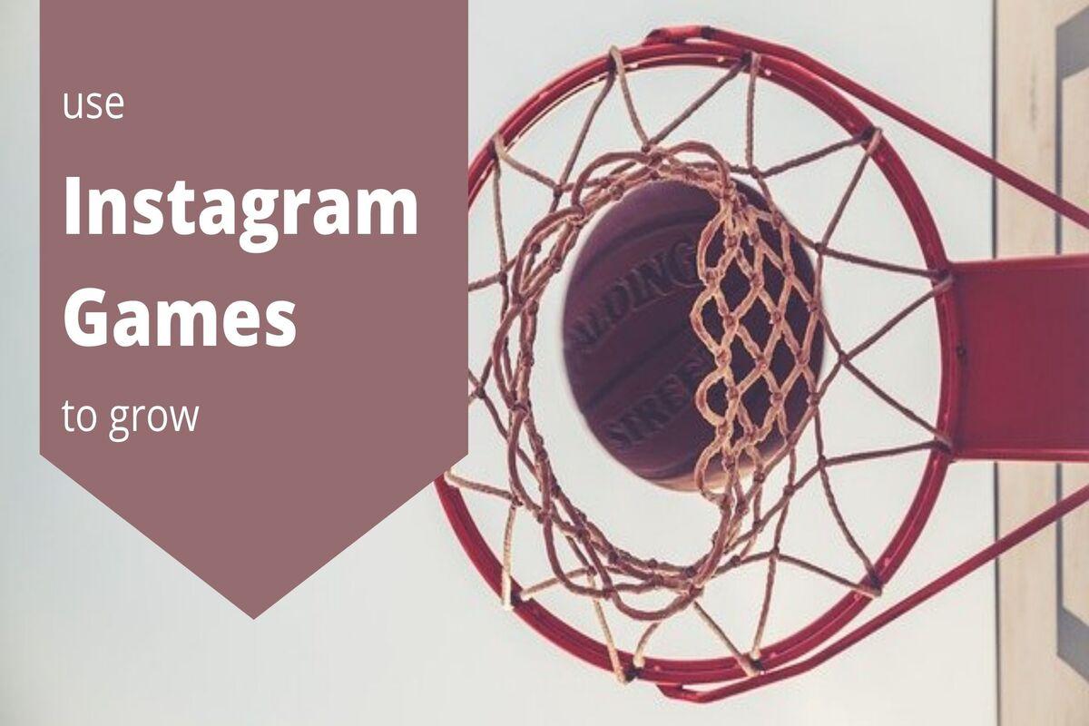Instagram Games
