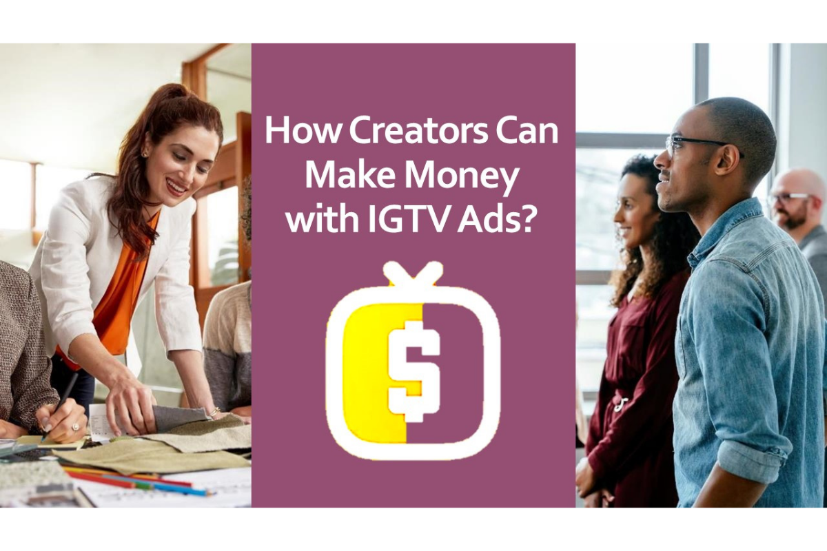 How creators can make money with IGTV ads
