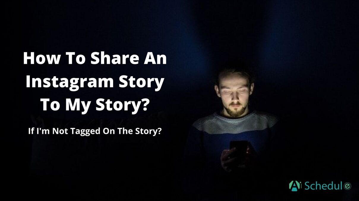 How To Share An Instagram Story to my story