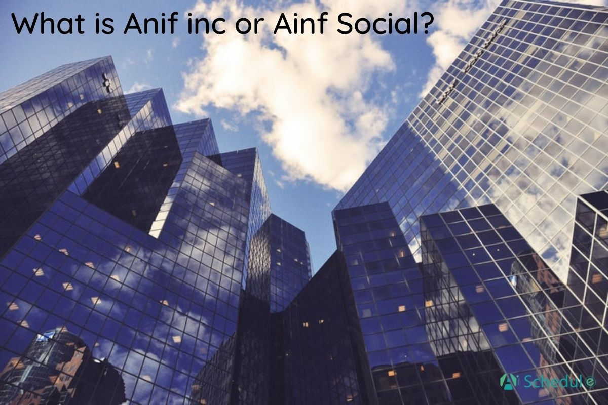 What is Anif inc or Ainf Social