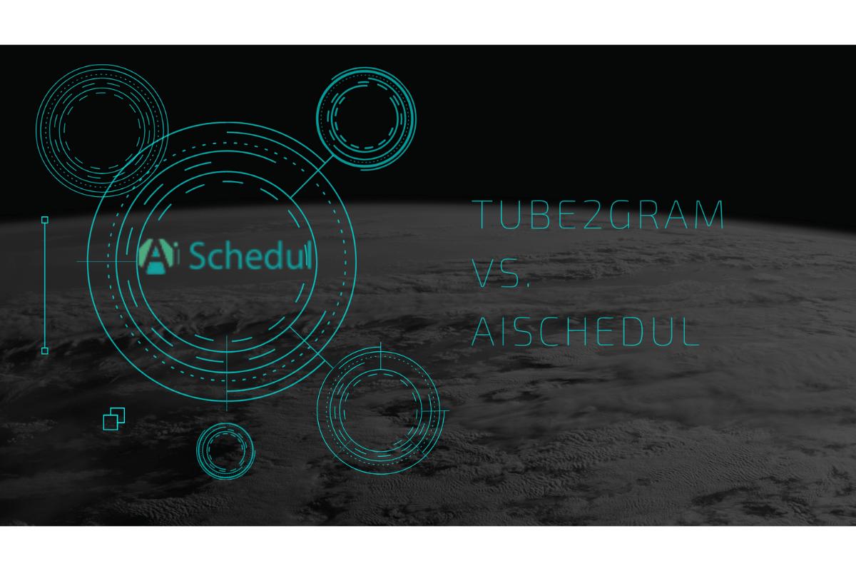 Tube2gram VS. AiSchedul